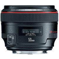Canon EF 50mm f/1.2L USM фикс объектив, фото 1