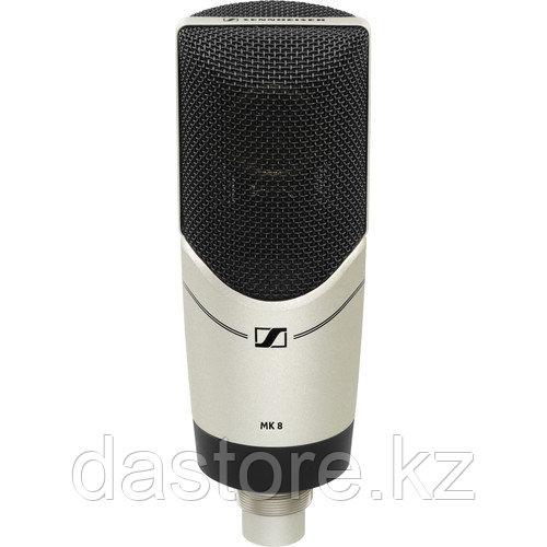 Sennheiser MK 8 Конденсаторный микрофон с двойной диафрагмой и пятью независимыми диаграммами направленности
