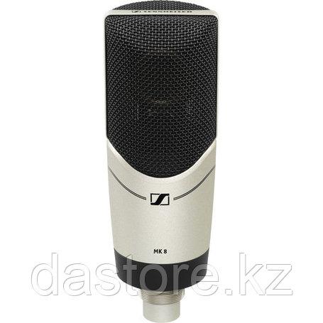 Sennheiser MK 8 Конденсаторный микрофон с двойной диафрагмой и пятью независимыми диаграммами направленности, фото 2