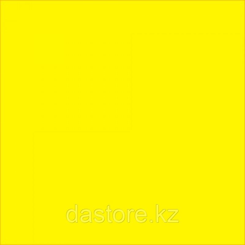Chris James 101 СВЕТОФИЛЬТР ПЛЁНОЧНЫЙ В РУЛОНАХ 1.22Х7.62 М, YELLOW желтый