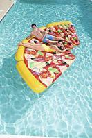 Пляжный матраc для плавания Pizza Party Lounge 188 х 130 см, Bestway 44038