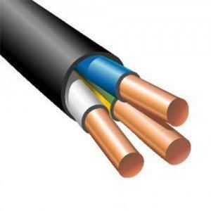 Силовой кабель ВВГ 5х 1,5 нг   ГОСТ, фото 2