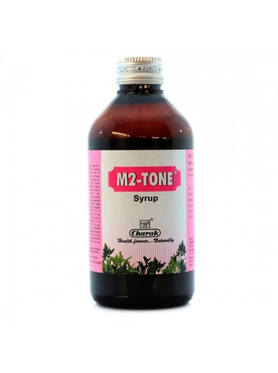 Сироп М2-Тон для женского здоровья, 200 мл, Чарак; M2-Tone Syrup, 200 ml, Charak