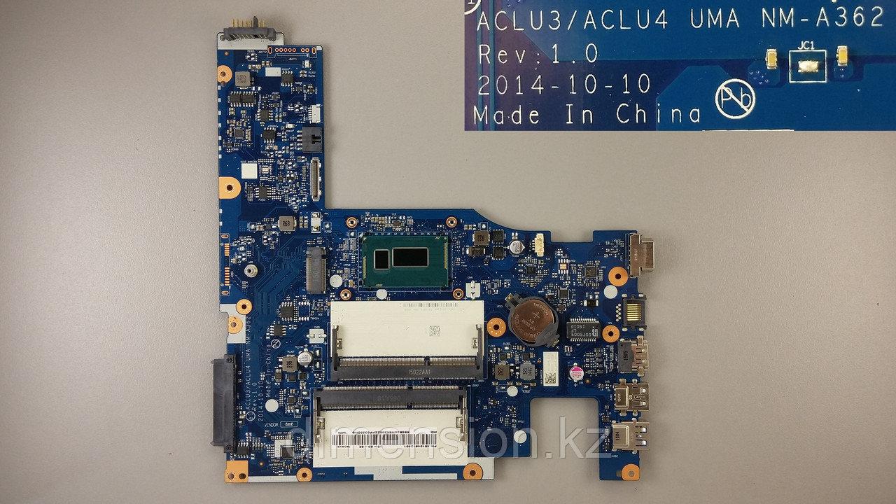 Материнская плата ACLU3 ACLU4 UMA NM-A362 Rev. 1.0 для LENOVO G50 G50-30 G50-70 G50-80 без видеочипа, Core i3