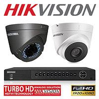 Видеонаблюдение Hikvision