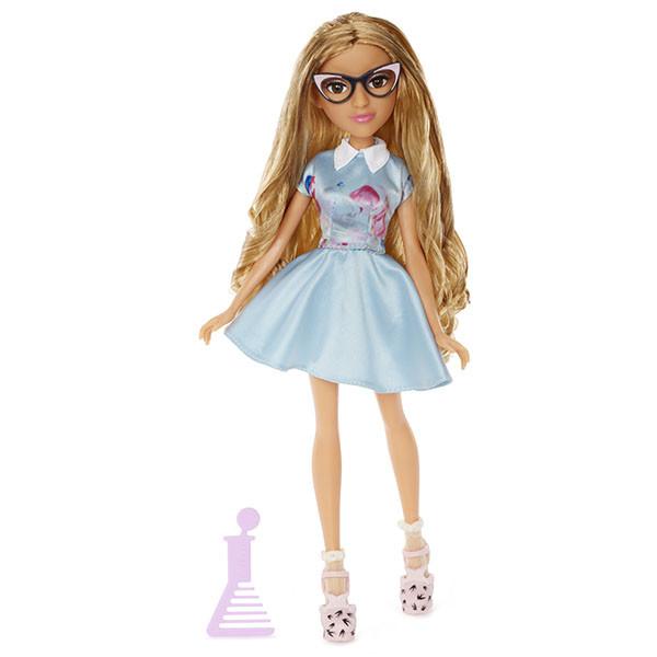 Проект Мс2 Кукла Адрианна Аттомс (2018)