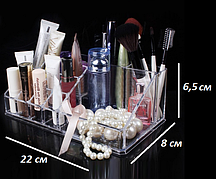 Органайзер для хранения косметики и аксессуаров, подставка для косметики 200388