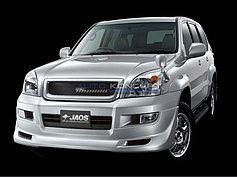 Аэрообвесы, Тюнинг обвесы (комплекты), Споллера Toyota LC Prado 120 (2002-2009)