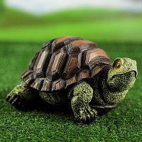 """Садовая фигура """"Черепаха"""" 13*20*25 см"""