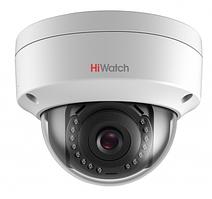 DS-I202 2Мп уличная купольная мини IP-камера с ИК-подсветкой до 30м