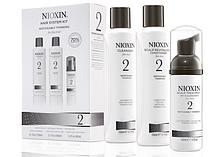 Nioxin System №2 - для натуральных тонких заметно редеющих волос