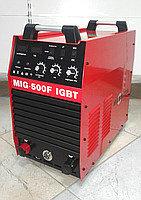Инверторный сварочный аппарат MIG-500F MAGNETTA, 380В/50Гц, 40-500А  Трехфазный сварочный полуавтомат, в компл