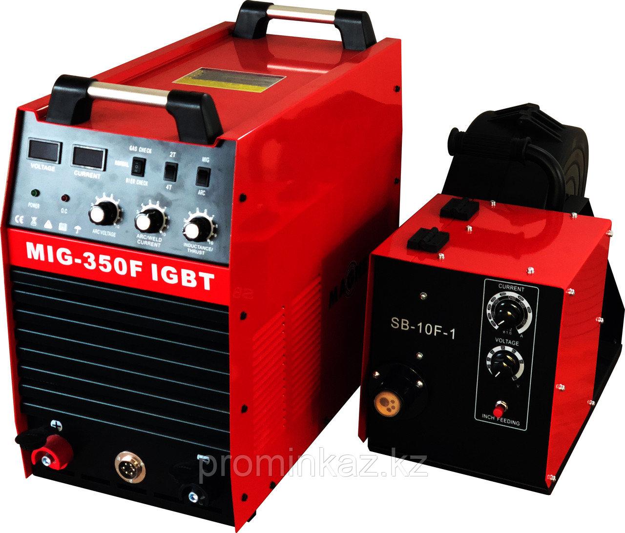 Инверторный сварочный аппарат MAGNETTA MIG-350