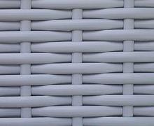 Ротанг сегмент 7мм, серый
