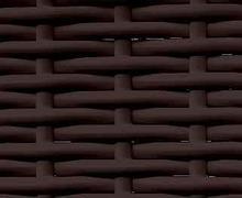 Ротанг месяц 9мм шоколад 8017