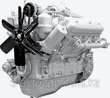 Двигатель без коробки передач и сцепления 1 комплектации (ПАО Автодизель) для двигателя ЯМЗ 236М2-1000187