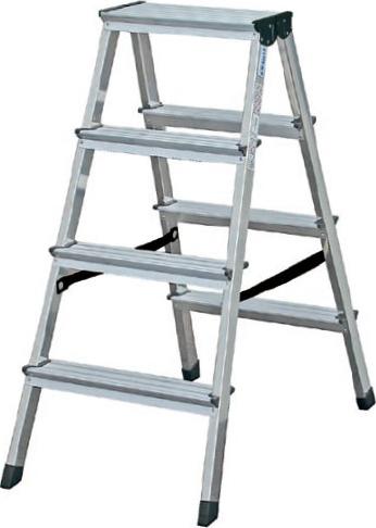 Лестница-стремянка двухсторонняя 2х3 ступ. Dopplo®