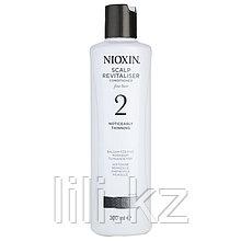 Увлажняющий кондиционер для тонких, заметно редеющих волос Nioxin Scalp Revitaliser Conditioner System 2