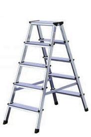 Лестница-стремянка двухсторонняя 2х5 ступ. Dopplo®