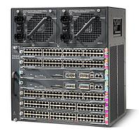 Cisco Catalyst WS-C4507R-E Шасси