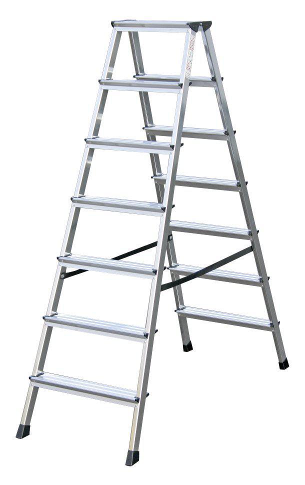 Лестница-стремянка двухсторонняя 2х7 Dopplo®