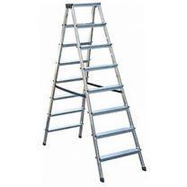 Лестница-стремянка двухсторонняя 2х8 ступ. Dopplo®