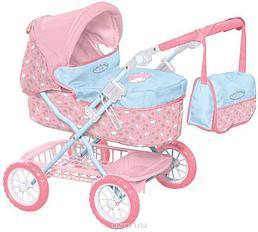 Baby Annabell Классическая коляска для кукол Беби Анабель