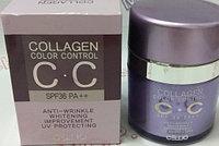 Celio Collagen Color Control CC SPF36-СС Крем от морщин