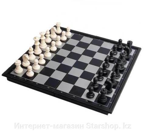 Шахматы магнитные 39 см * 39 см
