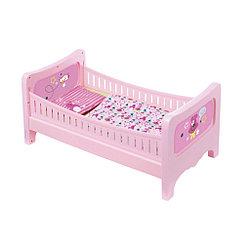 Baby Born Кроватка для кукол Беби Борн - Сладкие сны
