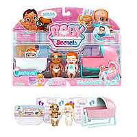 Baby Secrets Игровой набор с колыбелью