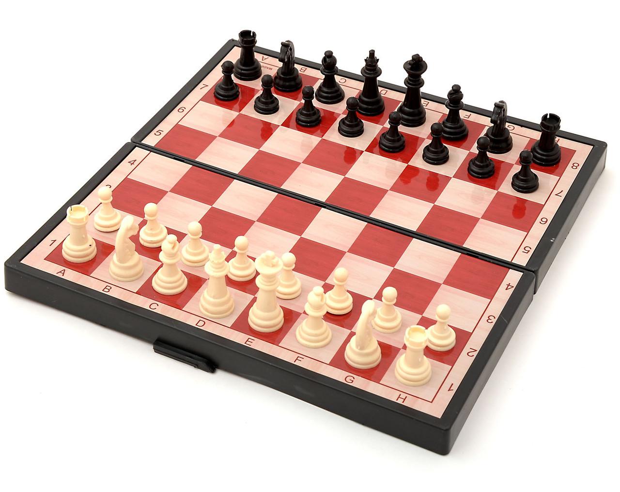 Магнитная шахматы шашки 39*39