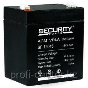 Аккумулятор,SF,12V-4,5A