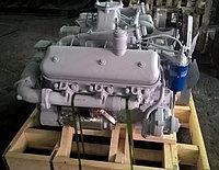Двигатель без коробки передач и сцепления 15 комплектации (ПАО Автодизель) для двигателя ЯМЗ 236М2-1000201