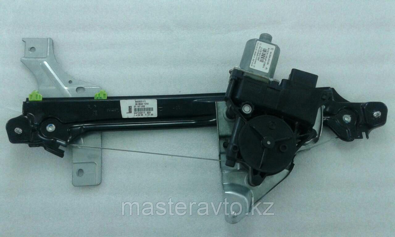 Стеклоподъемник электр.задний правый для Peugeot 508 2010>Б/У