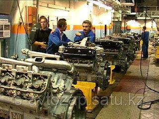 Двигатель без коробки передач со сцеплением 7 компл. (ПАО Автодизель) для двигателя ЯМЗ 236б-1000153