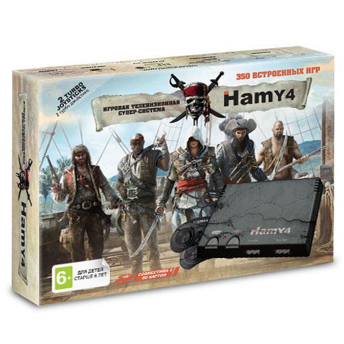 Игровая приставка SEGA-Dendy Hamy 4 Assassins Greed Black
