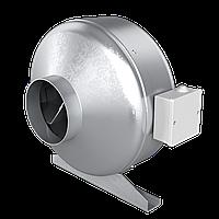 Вентилятор центробежный канальный приточно-вытяжной, стальной SB D125