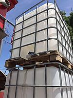 Еврокубы, ёмкости кубовые 1 000л.
