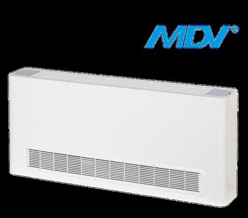 Напольно-потолочный фанкойл MDV MDKH4-800 (6.52/15.35 кВт), фото 2