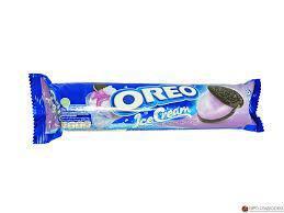Орео Печенье 133гр Черничное мороженое Oreo