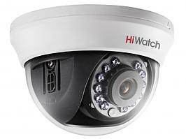 DS-T101 1Мп внутренняя купольная HD-TVI камера с ИК-подсветкой до 20м
