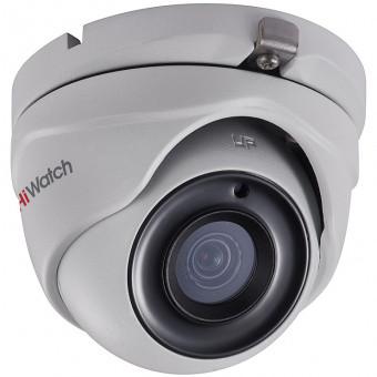 DS-T303 3Мп уличная купольная HD-TVI камера с ИК-подсветкой до 20м