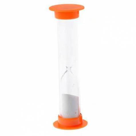 Часы песочные 30 секунд оранжевые