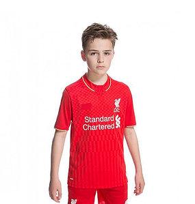 Детская футбольная форма FC Liverpool