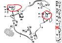 Кронштейн шлангопровода MINI Cooper R56.R55.R57.R60.R58 (NEW) , фото 2