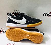Бутсы-футзалы футбольные Nike подростковые размеры 34-39
