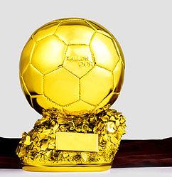 Статуэтка - Кубок золотой мяч