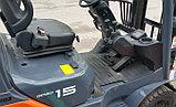 Вилочный погрузчик TOYOTA 8FGL15 V3000(2012), фото 2