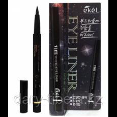 Ekel 7 Days Tinted Eye Liner-Подводка -кисть для глаз с эффектом тату